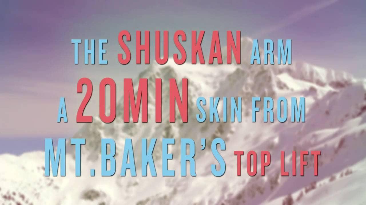The Classics Ski Mt  Baker